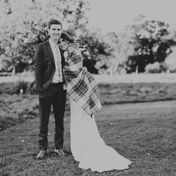 Emma & Steve | a autumn country house wedding