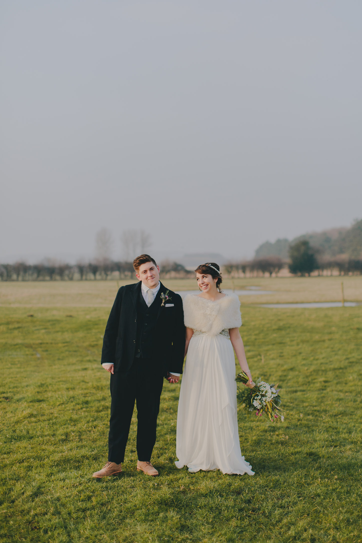 Godwick Barn Wedding