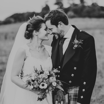 Tree & Euan | An October Wedding